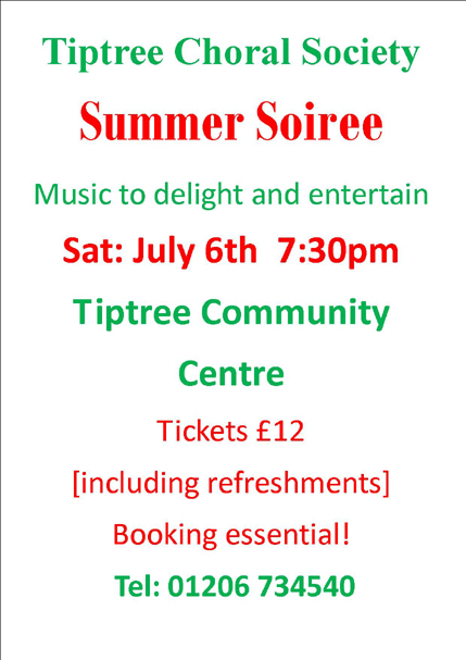 Summer Soiree 2013 Concert